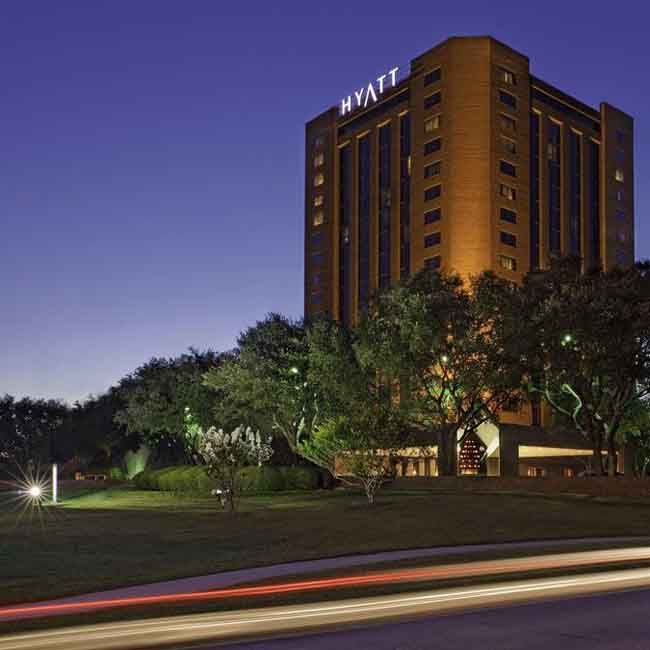 Hyatt Regency Richardson Dallas main exterior